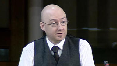 Patrick Harvie: 'Attitudes are changing rapidly'.