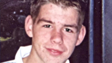 Andrew Devlin: Gunned down outside nightclub.