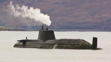 HMS Astute: 'Grounded'