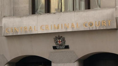 Old Bailey: Heard victim had gone to McMillan's room to collect money.