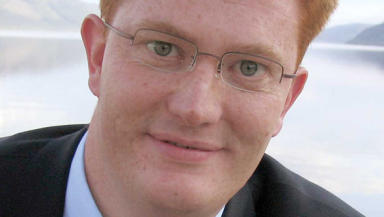 Danny Alexander: The Lib Dem MP is Chief Secretary to the Treasury