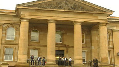 Dundee Sheriff Court: The trial, before Sheriff Tom Hughes and a jury, continues.