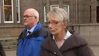 Guilty: married couple Anthony and Morag Jordon