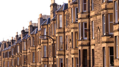 Council homes: Latest battleground in general election campaign.