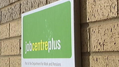 Jobcentre: 4000 Scots are facing their third Christmas on the dole.