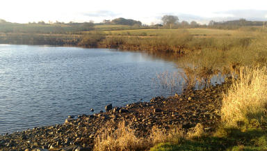 Balgray Reservoir: Woman's body discovered