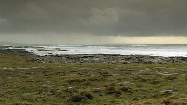 South Uist: Power loss after stormy night