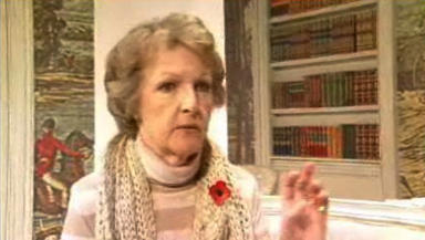 Penelope Keith: Actress wins battle for Avoch cafe.