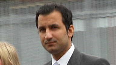 Cleared: Athif Sarwar has conviction overturned.