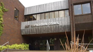 Council: East Renfrewshire Council have announced their budget.