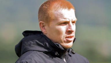 Neil Lennon: Celtic manager admits driving offence.
