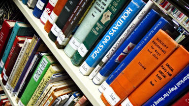 Support: Members of the public are beiong urged to highlight the importance of their local library.
