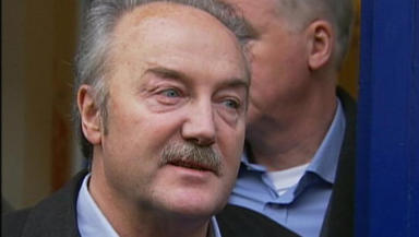 "George Galloway: Promised Glasgow University principal ""a hot time""."