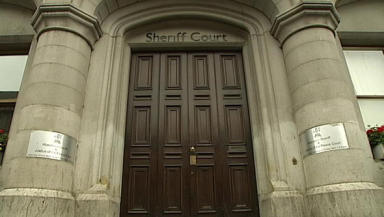 Aberdeen Sheriff Court: Where the witness gave his account