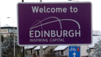 Edinburgh City Council: Plans to slow down drivers.