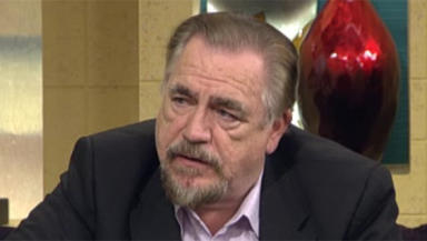 Star turn: Actor Brian Cox is passionate about free education.