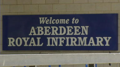 Aberdeen Royal Infirmary: The patient is still being treated.