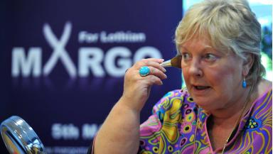 Representing: long-standing female MSP Margo MacDonald