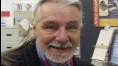 Raymond Cooper: The 60-year-old is in intensive care at Aberdeen Royal Infirmary