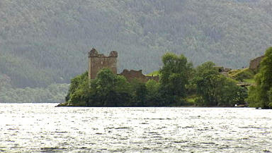 Popular: Urquhart Castle is an iconic tourist attraction of Scotland's.
