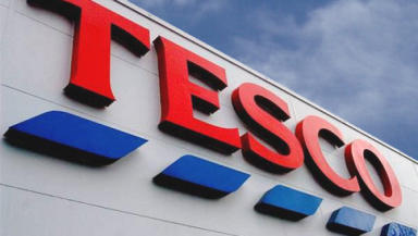 Happy hour: Tesco customers benefited from the price glitch on beer.
