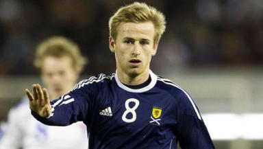 Star turn: Barry Bannan would be one of the few Scots in contention.