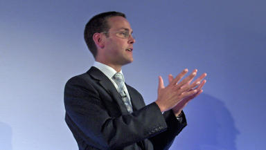 Chairman: James Murdoch released a statement announcing the closure.