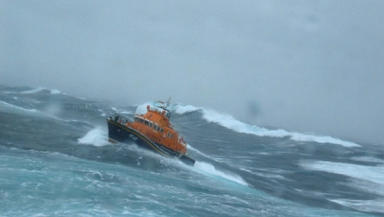 Thurso Lifeboat: Sent out on Tuesday afternoon