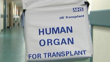 Donor fear: The sale of organs is a controversial issue.