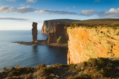 Orkney: Archaeologists say figure is 5000 years old.
