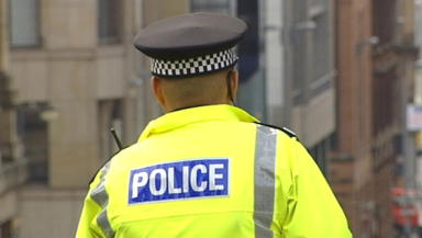 Police appeal: OAP assaulted in street.