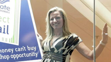 Michelle Mone: Ultimo founder is one of Scotland's few female company heads.