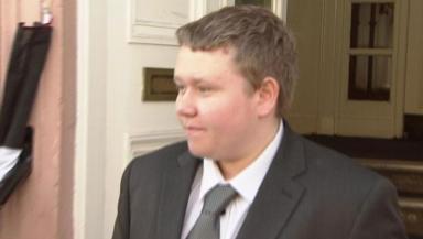St Andrews: University expelled Donnachie following the verdict.