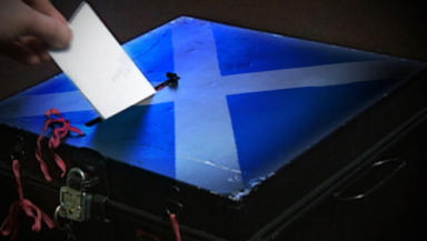 Referendum: Scots will go to the polls in September.