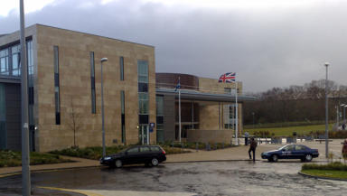 Court: Nelson appeared at Livingston Sheriff Court on Friday.