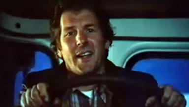 Stuart Mungall: Iconic role in 1970s chocolate advert.