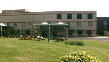 Borders General Hospital: Brian Hart died from his injuries following fire.