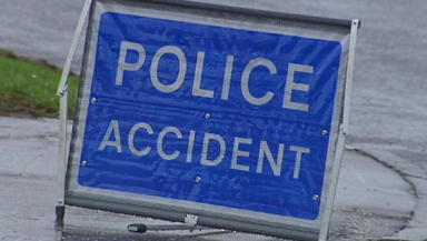 Road crash: Man arrested after two-vehicle collision in Aberdeen.