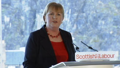 Politics: Johann Lamont was leader of the Scottish Labour Party from 2011 to 2014.