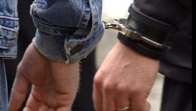 Police: Kim Avis was arrested.