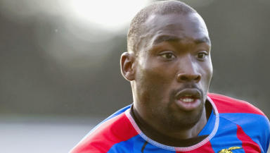 Gregory Tade: The Inverness player tweeted 'let's move on' after the incident.