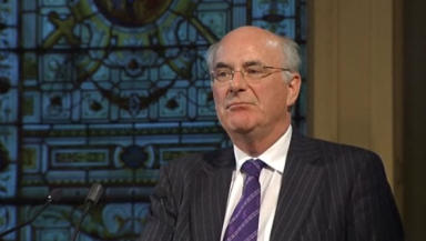 McLetchie: Attacked sentencing as 'appalling'.