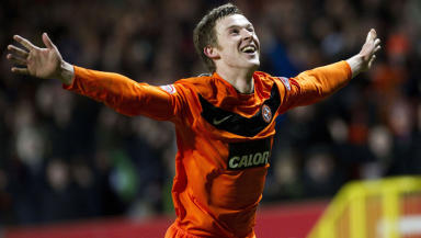 Bowing out: Paul Dixon says he had 'four great seasons' at Dundee United