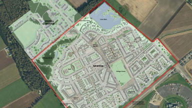 Newesk: Plans lodged with Aberdeenshire Council.