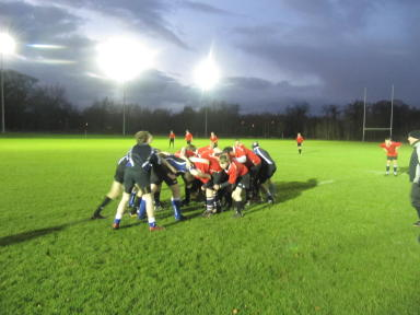 Schools rugby festivals