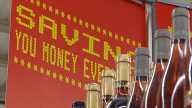 Alcohol: The minimum pricing will stop cheap alcohol in supermarkets.