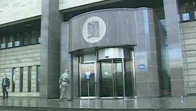 Farjani  appeared at Glasgow Sheriff Court