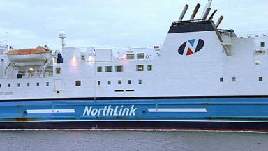 Northlink Ferry Shetland.