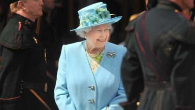 Her Majesty Queen Elizabeth II of the United Kingdom of Great Britain and Northern Ireland. Quality image.