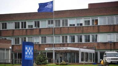 Lothian and Borders Police headquarters. Quality image.